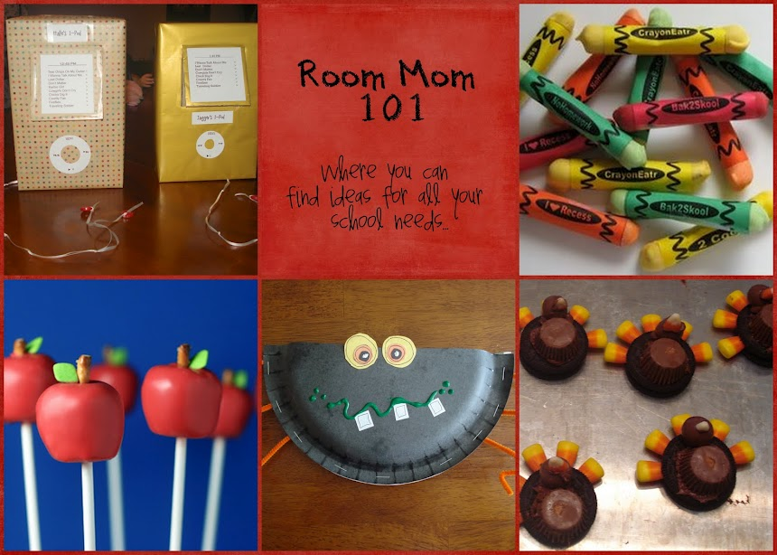 Christmas Gift Ideas For Room Parents : Room mom great ideas for thank you gifts