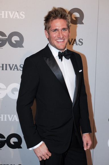 Aussie hunks at the GQ Men of the Year Awards