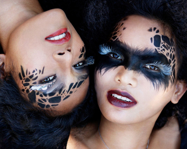 Halloween makeup PinPoint - Cool Halloween Face Makeup