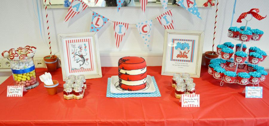 thing one and thing two baby shower birthday idea pinpoint