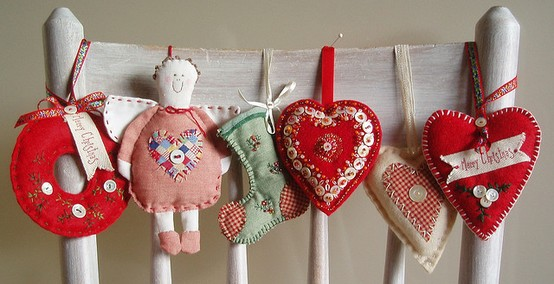 Handmade christmas ornaments pinpoint for Handmade christmas gifts to sell