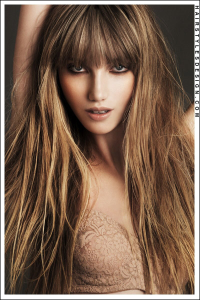 Light brown hair with blonde highlights | PinPoint