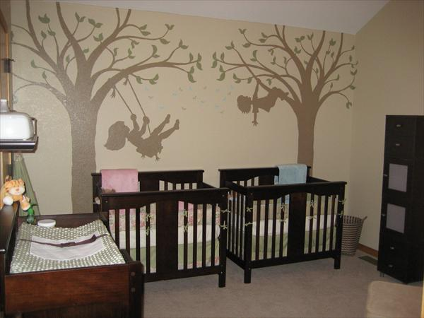 Twins Nursery Themes Submited Images