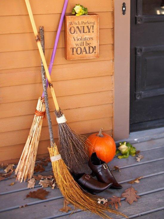 Halloween / Halloween decorating ideas PinPoint - Idea Halloween Decoration