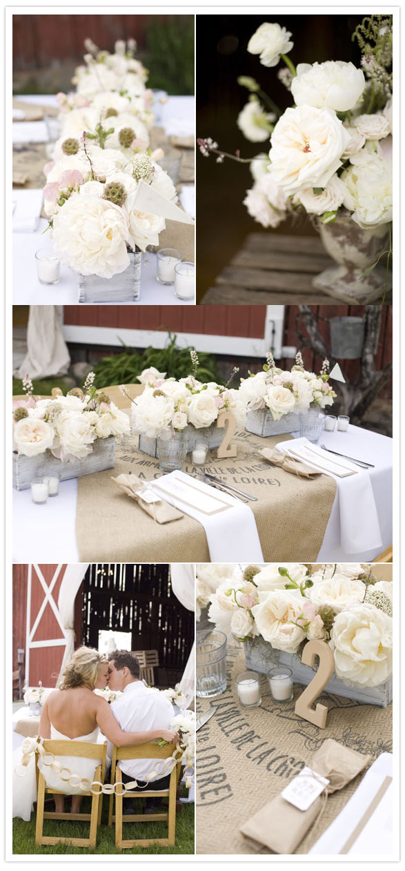a french country wedding….nice!