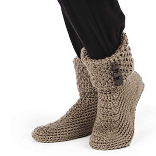 Free Crochet Patterns For Boot Cuffs With Buttons : Pin 100 Best Patterns For Free Boots And Bandanas Quilt ...