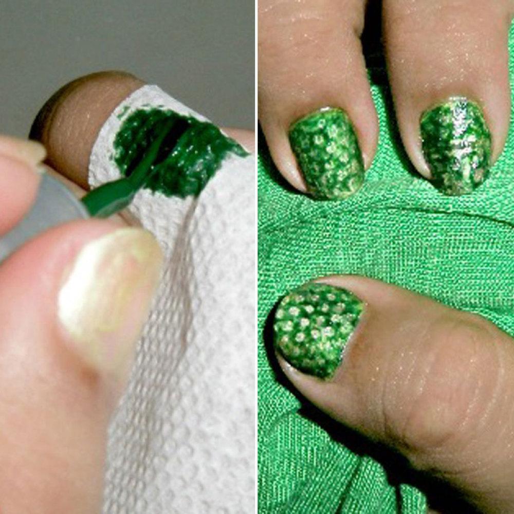 Украшение ногтей в домашних условиях
