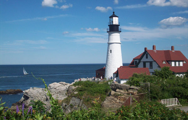 Lighthouses Maine Lighthouses PinPoint