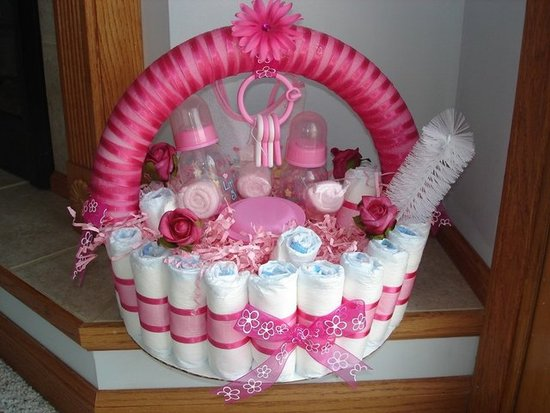 baby shower diaper cakes pinpoint