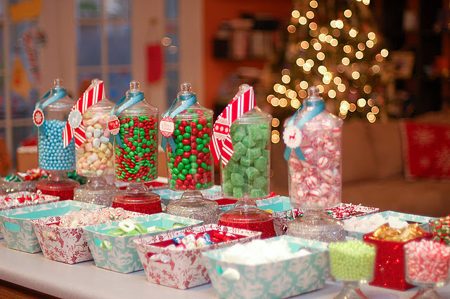 Gingerbread House Decorating Party Pinpoint
