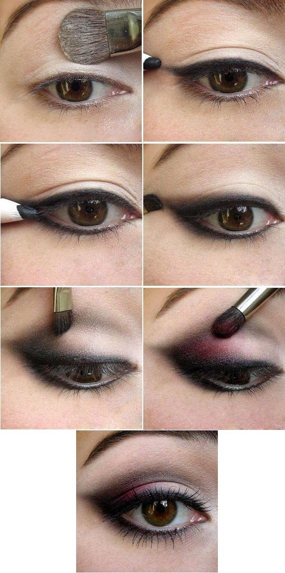 Как сделать правильный make up - New-trailer.ru