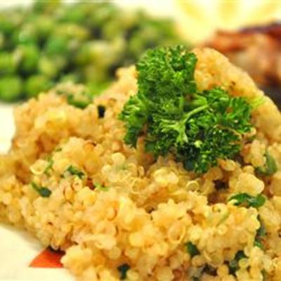 Quinoa Side Dish | PinPoint