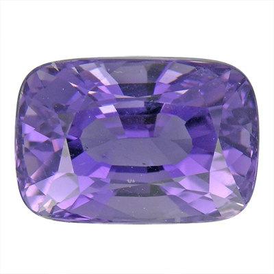scapolite purple violet gemstone 10 x 7 mm by
