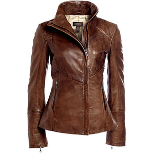 Watch more like Best Leather Jackets For Women