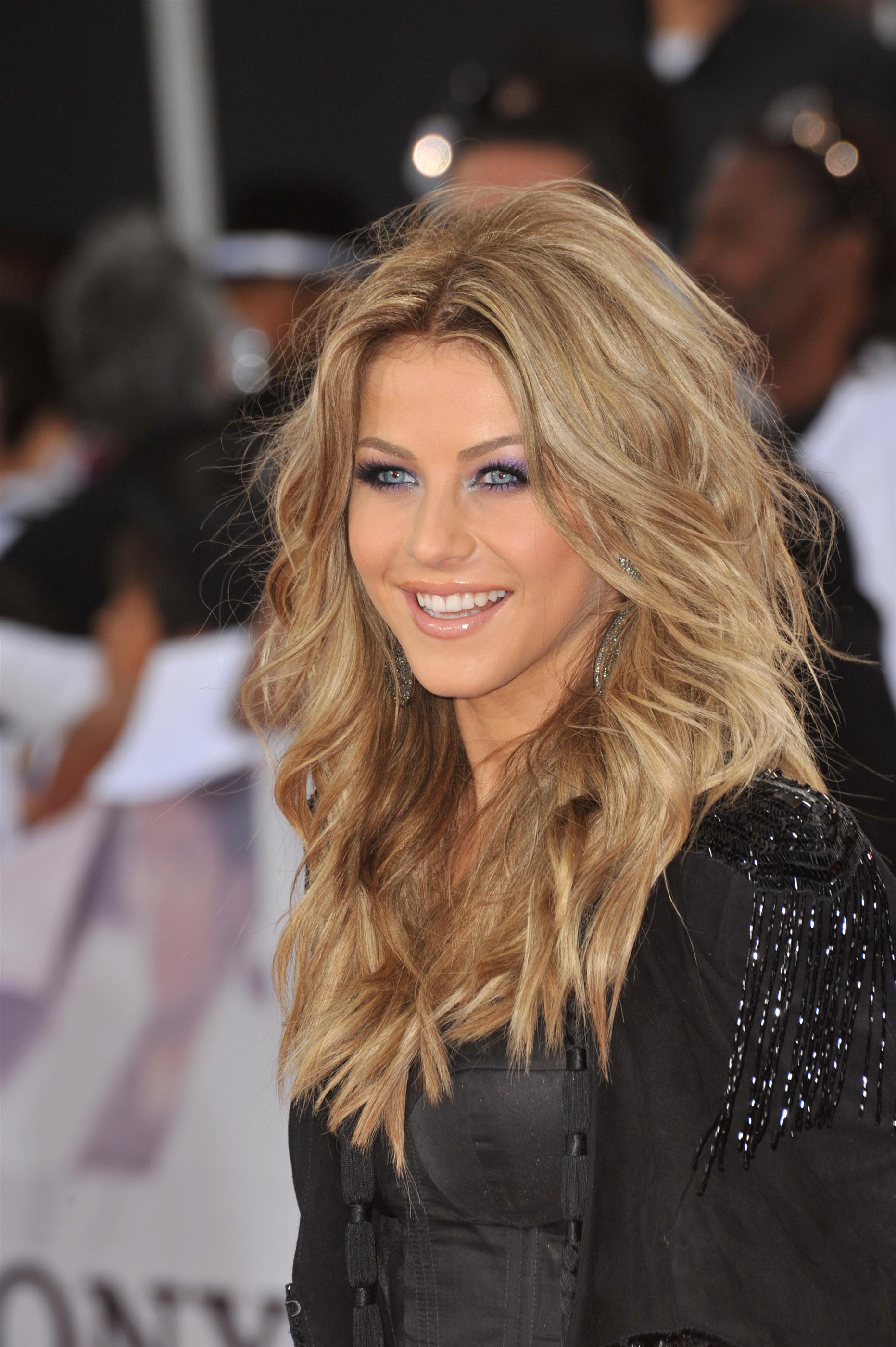Julianne Hough's dark blonde hair love it! | Most Popular Pins