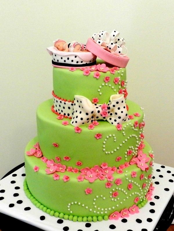 its a girl baby shower cake pinpoint