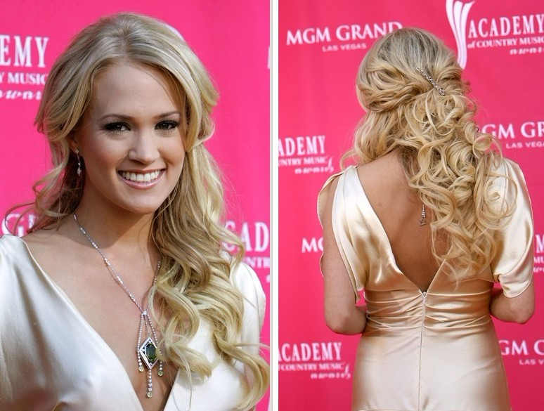 Fantastic Curly Hairstyles Down Hairstyle Inspiration Daily Dogsangcom