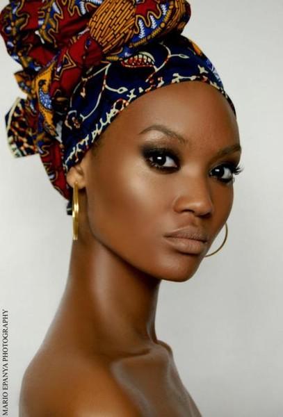 красивые негритянки фото