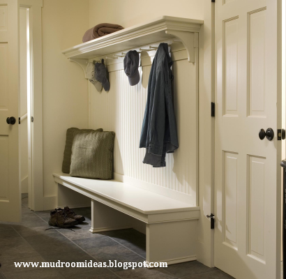 Mudroom Ideas,Mudroom Design: Mudroom bench | PinPoint