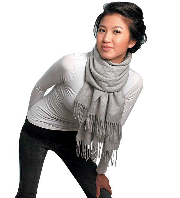forget me knots cool ways to tie a scarf pinpoint