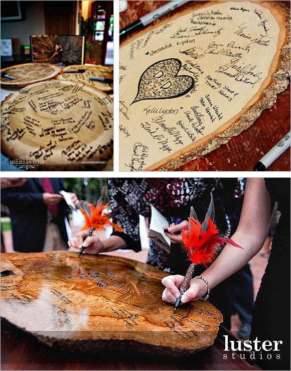 20 Creative Guest Book Ideas For Wedding Reception Pretty Cool