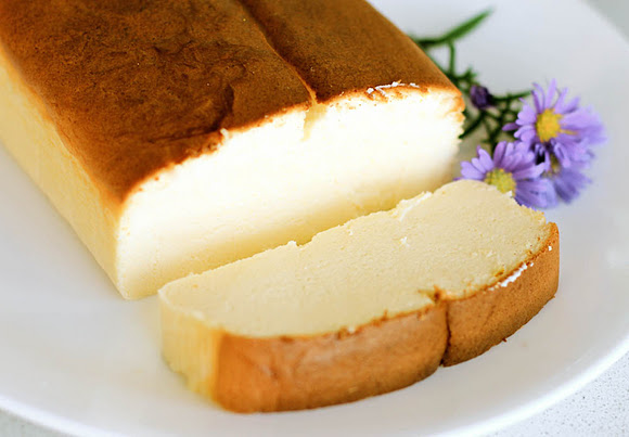 Japanese Cheesecake Just Pound Cake