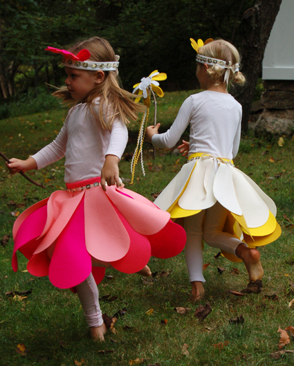 flower halloween costumes pinpoint. Black Bedroom Furniture Sets. Home Design Ideas