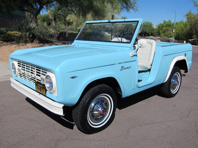 1967 Ford bronco for sale craigslist