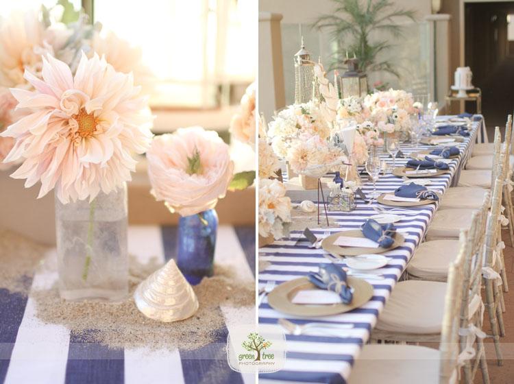 Nautical wedding decoration ideas elitflat nautical wedding decorations junglespirit Gallery