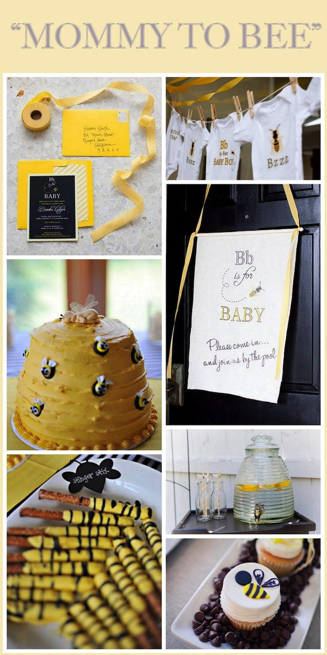 cute baby shower themes