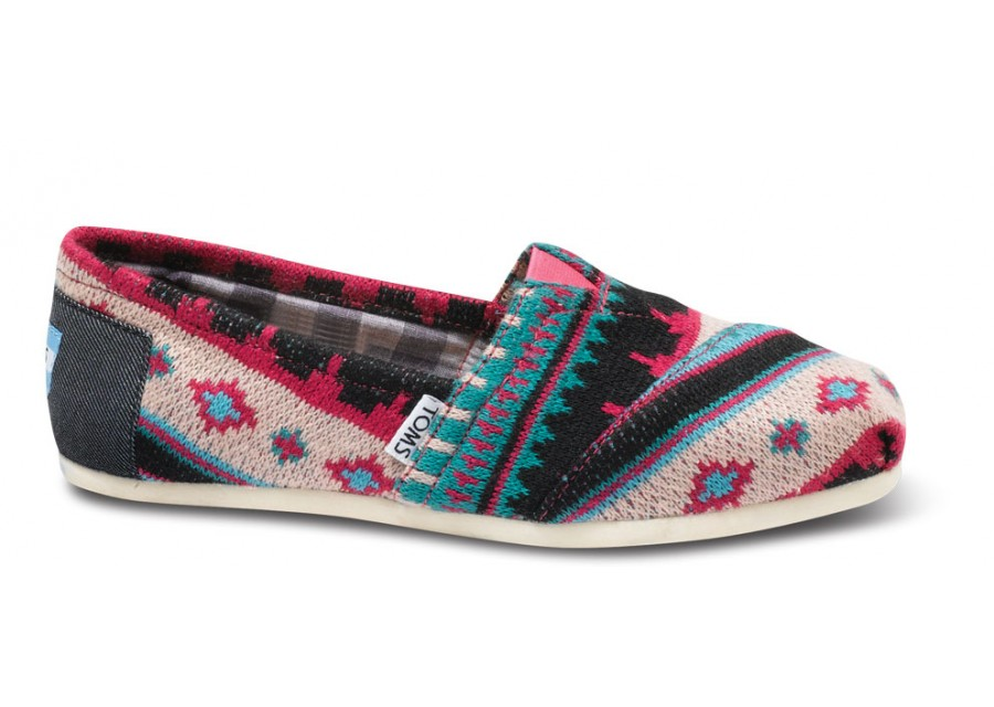 toms toms shoes pinpoint