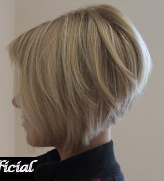Related Pictures stacked bob haircut back view