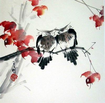 Chinese Brush Painting Tutorial