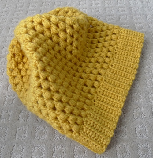 Crochet Beanie PinPoint