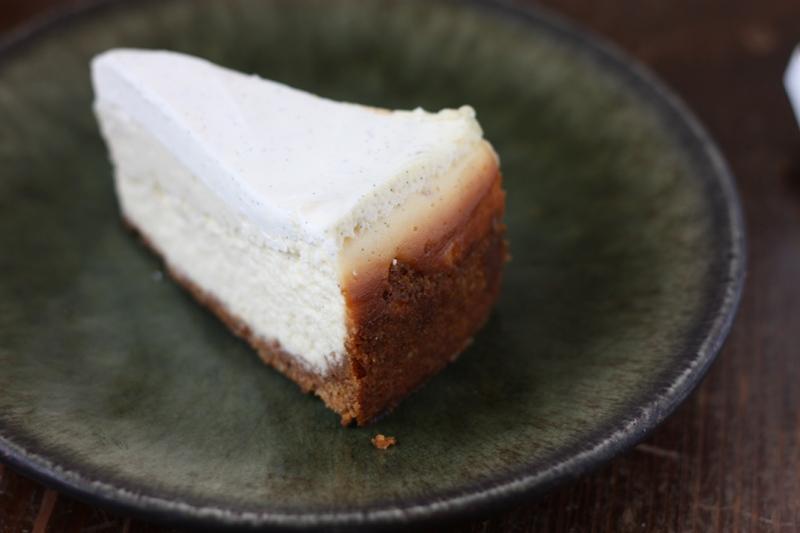 Vanilla Bean Cheesecake | PinPoint