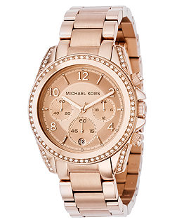 michael kors womens watches macy s pinpoint