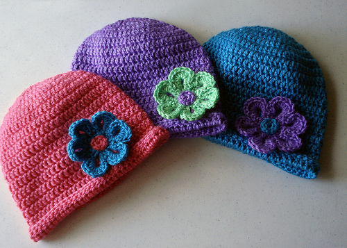 Crochet Patterns Hats For Adults : Leenies Beanie ? Adult & Kid Hats. Lots of other cute ...