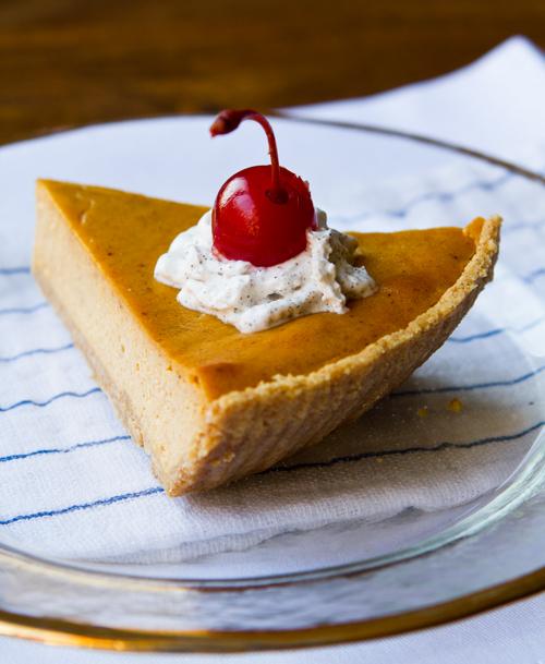 pumpkin cheese cake | Most Popular Pins