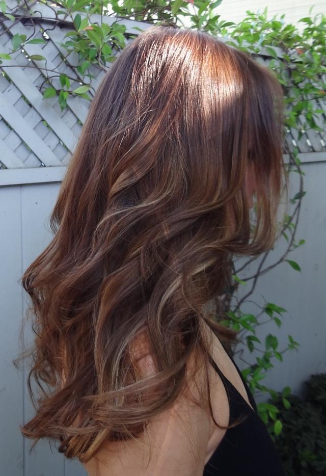Fall hair protection