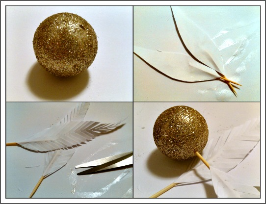 Golden Snitch Diy From Harry Potter These Would Be Great