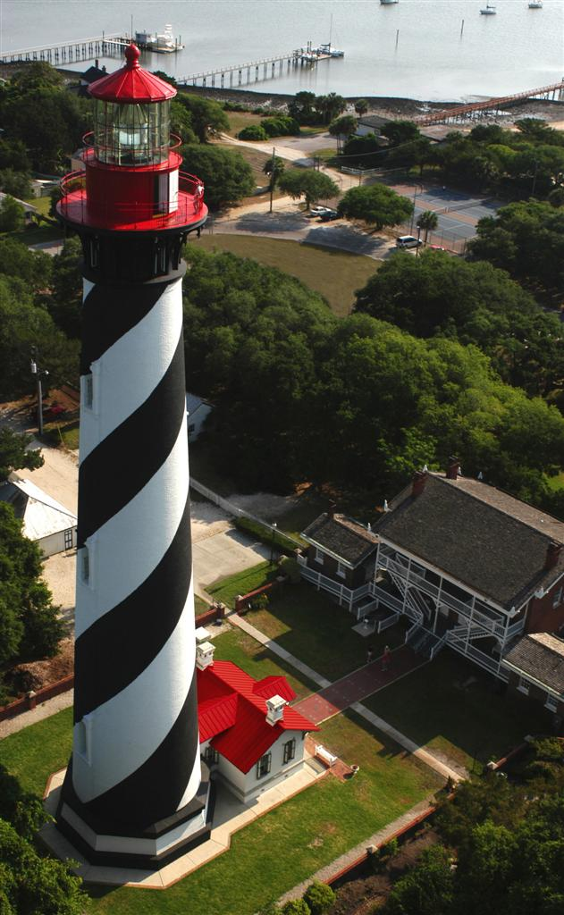Haunted st augustine lighthouse st augustine florida pinpoint
