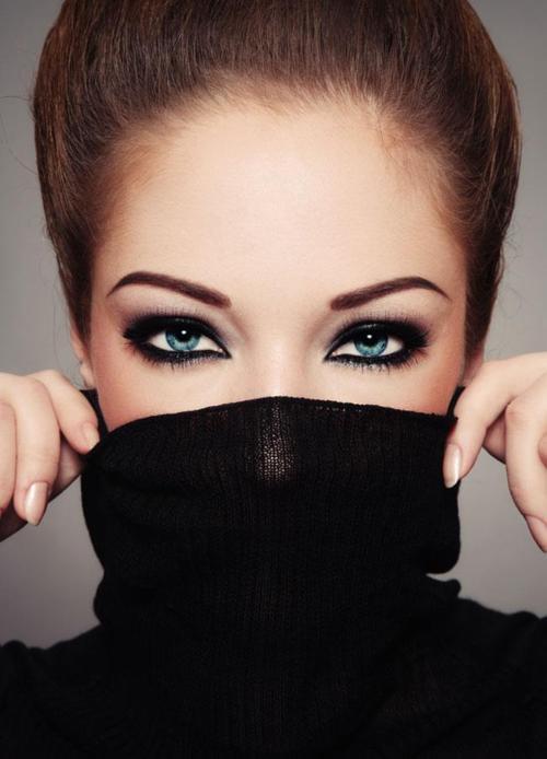 Dramatic Eye Makeup | PinPoint