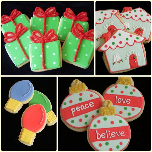 Christmas Cookie Decorating Tips PinPoint