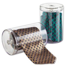 Tie Caddy Roll Up Necktie Organizer Protect Men S Ties Solutions