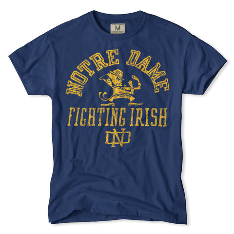 Christmas notre dame santa claus and christmas for Notre dame tee shirts