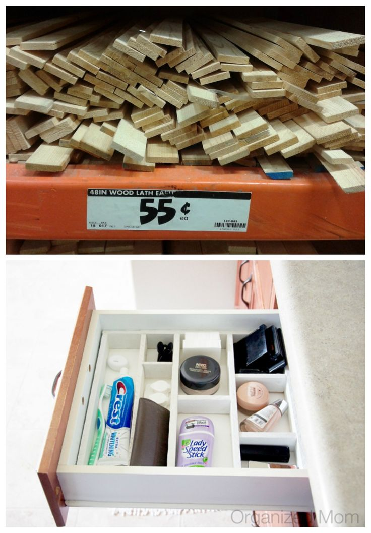A few good idea in: Organizing for the Home: 30+ ideas, tips, & tricks to help organize every nook & crann