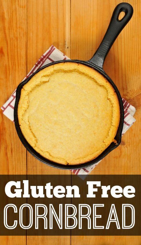 Gluten Free Cornbread - glutenintolerance...  ⋆ PinPoint