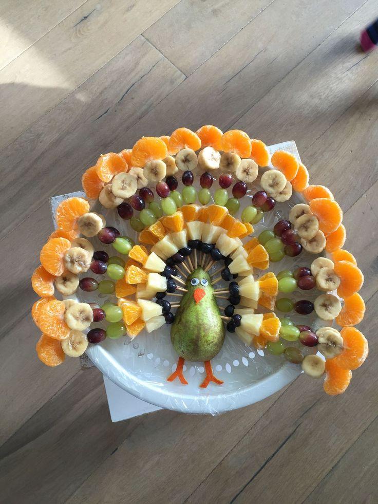 Fruit decoration ideas