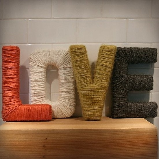 Easy yarn craft