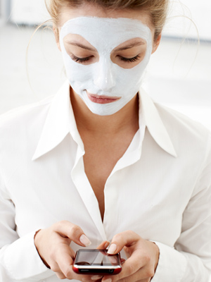 101 Great lazy girl beauty tips
